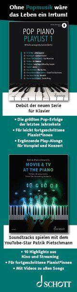 Schott Musik - Popmusik